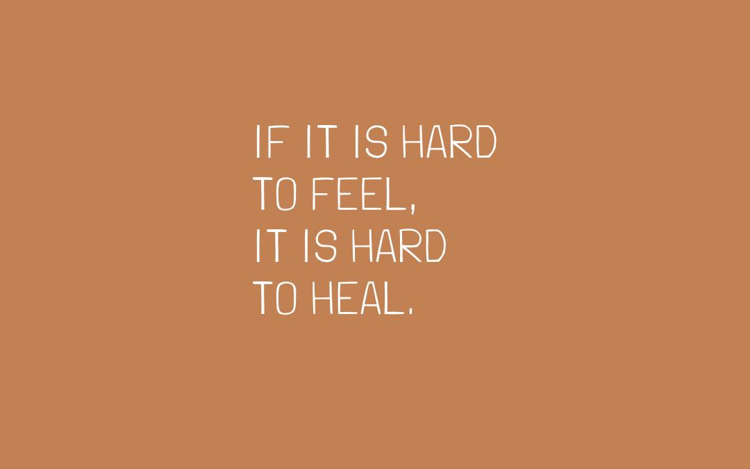 Why is embodiment key to healing trauma?