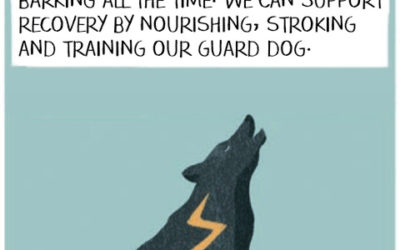 How to soothe your inner guard dog – four approaches to working with trauma