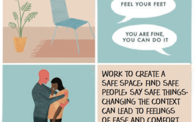 Four Ways to Embody Safety for Yourself and Your Clients